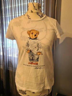 Polo Ralph Lauren Print Shirt white