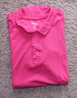 • Polo T-Shirt in pink