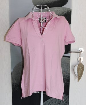 • Polo T-Shirt in rosa