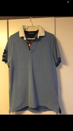 Tommy Hilfiger Polo Top steel blue