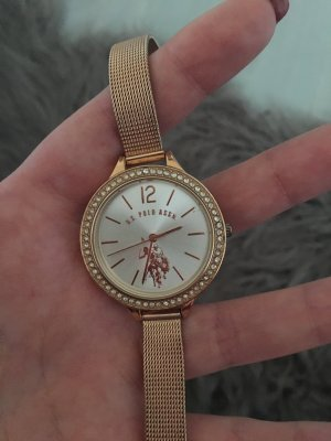 Marc O'Polo Reloj analógico color oro