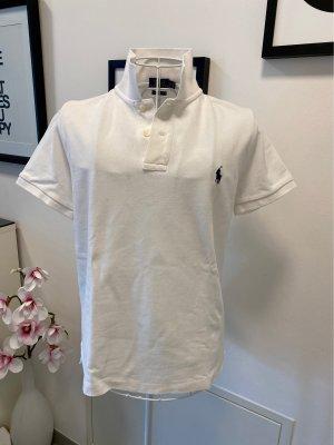 Polo Ralph Lauren Camiseta tipo polo blanco