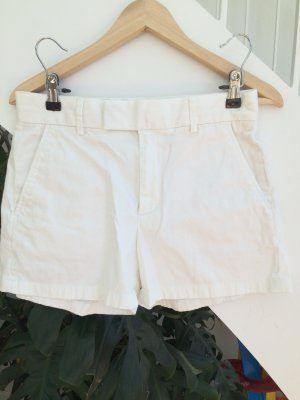 Polo weiße Shorts