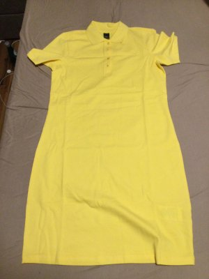 BC Best Connetions Robe Polo jaune