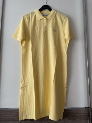 Helena Vera Sukienka polo żółty