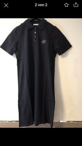 Helena Vera Polo Dress black