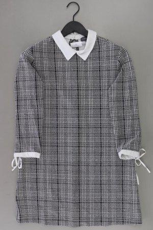 Robe Polo noir polyester