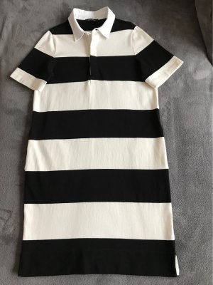 Marc O'Polo Polo Dress black-natural white
