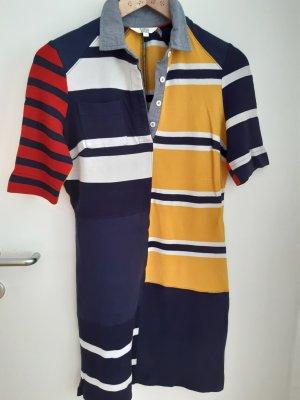 Tommy Hilfiger Robe à manches courtes multicolore coton