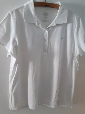 IZOD Polo Shirt white