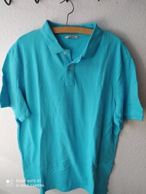 C&A Polo blu fiordaliso