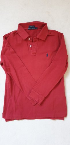 Ralph Lauren Polo shirt donkerrood