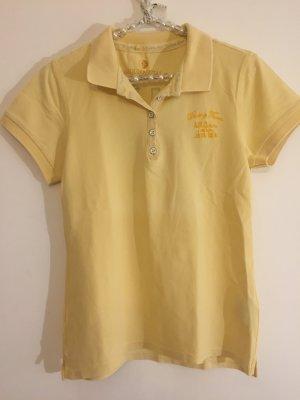 Arqueonautas Polo Shirt pale yellow
