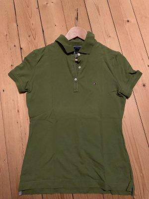 Tommy Hilfiger Polo shirt khaki