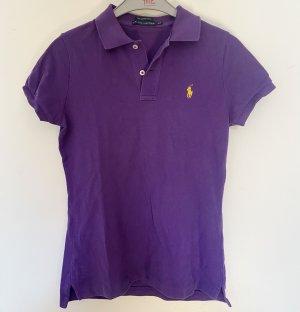 Polo Ralph Lauren Polo viola scuro