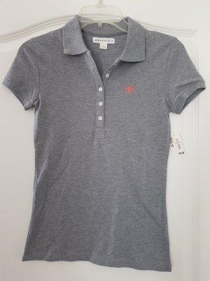 Aeropostale Polo Shirt grey
