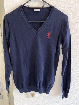 U.s. polo assn. Polo shirt donkerblauw