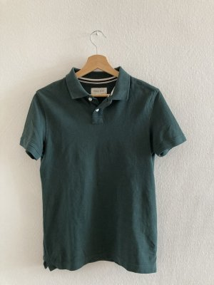 Pier one Top Polo vert forêt