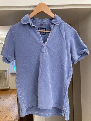Peckott Polo shirt azuur