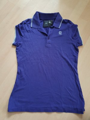 G-Star Raw Polo blu-viola