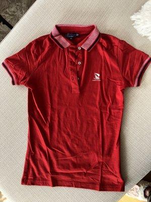 Giorgio di Mare Vintage Polo shirt rood