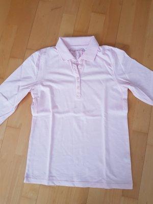 Poloshirt Gr. S Darling rosa 3/4 Arm selten getragen 100% BW