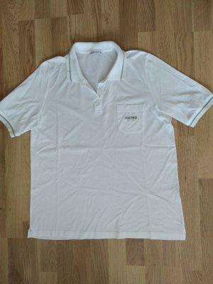 Poloshirt Hauber weiß Größe 44