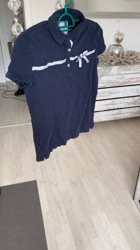 Polo shirt donkerblauw