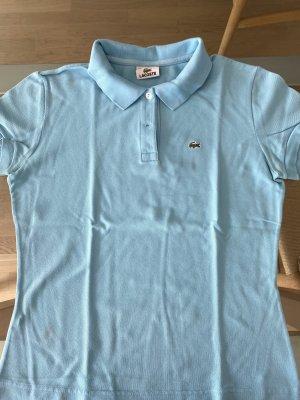 Lacoste Koszulka polo jasnoniebieski-turkusowy