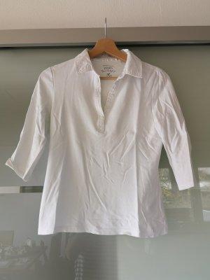 Zero Polo Shirt white