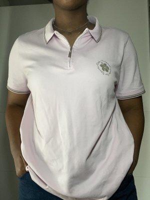 Poloshirt mit Reisverschluss
