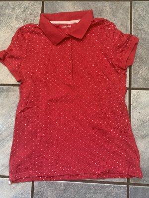 Poloshirt Montego Größe S pink
