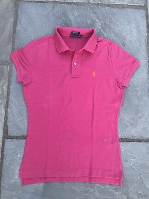 Polo Ralph Lauren Koszulka polo różowy-różowy neonowy