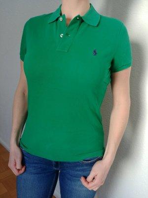 Poloshirt Ralph Lauren Gr. M-L grün