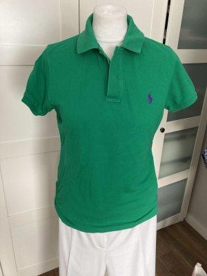 Poloshirt Ralph Lauren Smaragdgrün m 38/40
