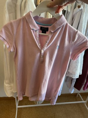 Poloshirt Rosa