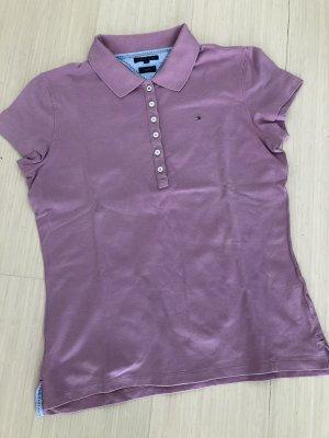 Tommy Hilfiger Polo Shirt mauve