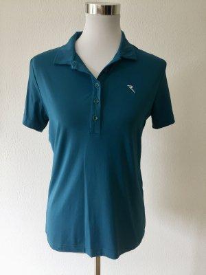 Poloshirt von Chervo, Gr 38, Golfshirt