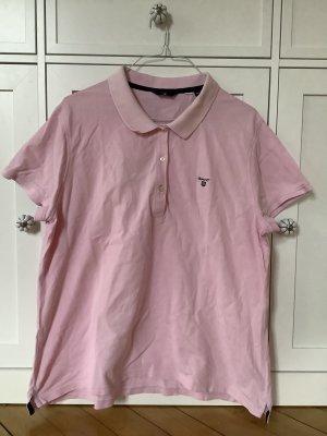 Gant Polo Shirt light pink-pink