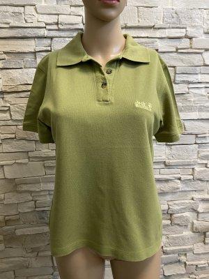 Jack Wolfskin T-Shirt green grey