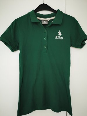 Poloshirt von Polo Club grün Gr.S