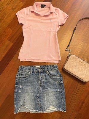 Polo Ralph Lauren Camiseta tipo polo rosa Algodón