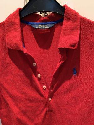 Polo Ralph Lauren Camiseta tipo polo rojo-rojo neón Algodón