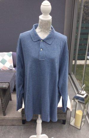 Polo Ralph Lauren Camiseta tipo polo azul celeste-azul aciano Algodón