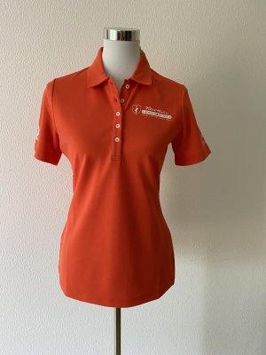 Sportalm Polo arancio neon Poliestere