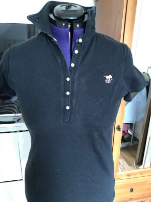 Polo sylt Polo Shirt black-light pink