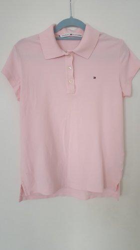 Tommy Hilfiger Polo rosa pallido Cotone