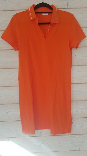 Jacqueline De Young Robe Polo orange