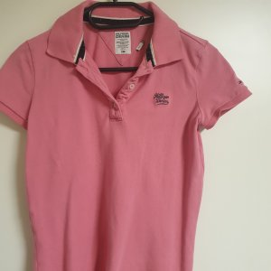 Tommy Hilfiger Polo rose