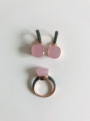 Pomellato Design Ring + Ohrringe